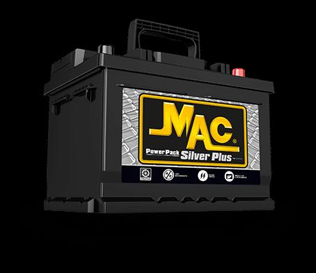 Batería Mac Silver
